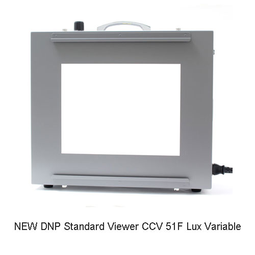 NEW DNP Standard Viewer SDCV-3500L(5100K) or 3500L(3100K)조도가변형